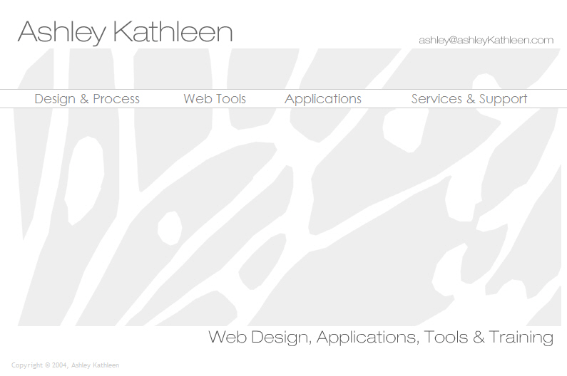 Ashley Kathleen <small>Website</small>